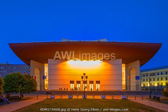 National Theatre, Bucharest, Walachia, Romania