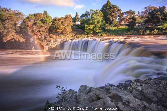 Haruru Falls, Bay of Islands, New Zealand