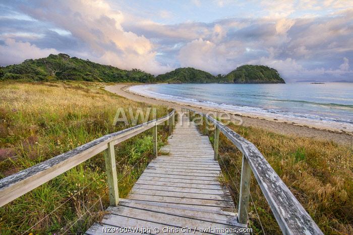 Sunrise at Marapouri Bay, Northland, New Zealand