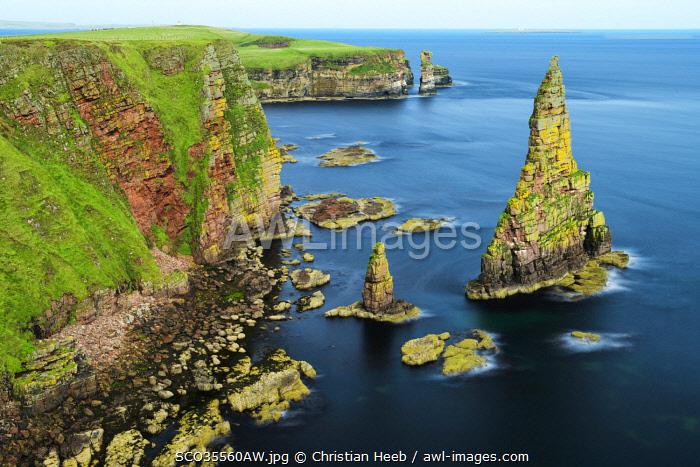 Europe, UK, United Kingdom, Scotland, Scottish, John o' Groats, Duncansby Head