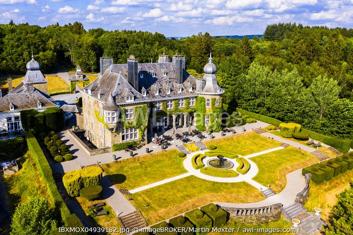 Manoir de LÈbioles, Mansion in Creppe, Spa, Belgium, Europe