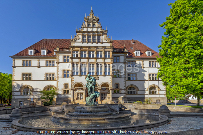 Old Government, Minden, Germany, Europe