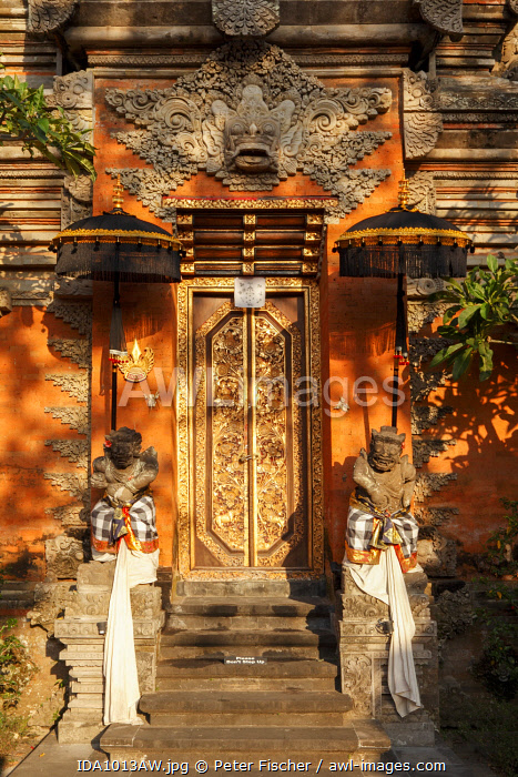 awl-images.com - Indonesia / Indonesia, Bali, Ubud; Tempel: Puri Saren Agung, is a historical building, the palace was the official residence of the royal family of Ubud