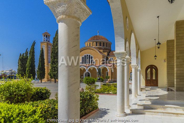 Agios Georgios New Church, Paralimni, Cyprus