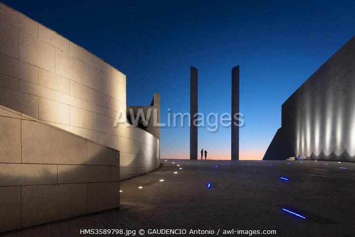 Lisbon, Portugal, Champalimaud Foundation