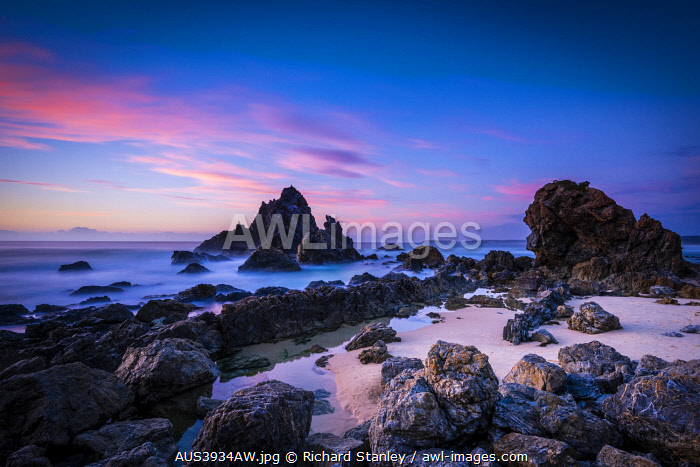 awl-images.com - Australia / Camel Rock. Bermagui, South East, New South Wales, Australia