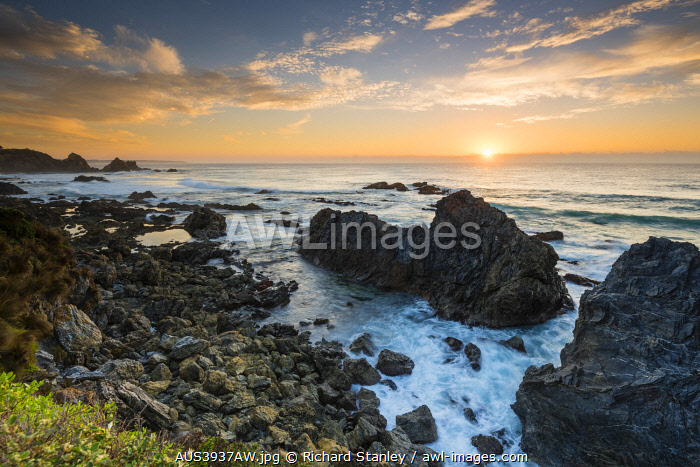 awl-images.com - Australia / Marunna Point Sunrise. Bermagui, South East, New South Wales, Australia