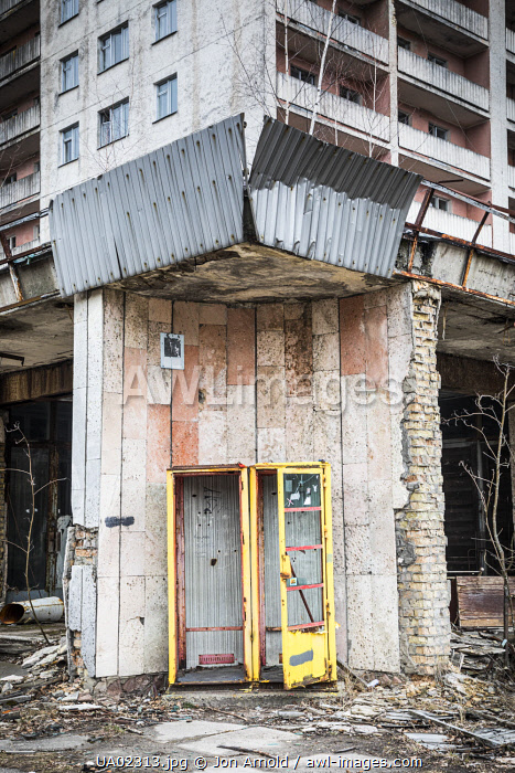 awl-images.com - Ukraine / The abandoned city of Pripyat, Chernobyl Exclusion Zone, Ukraine