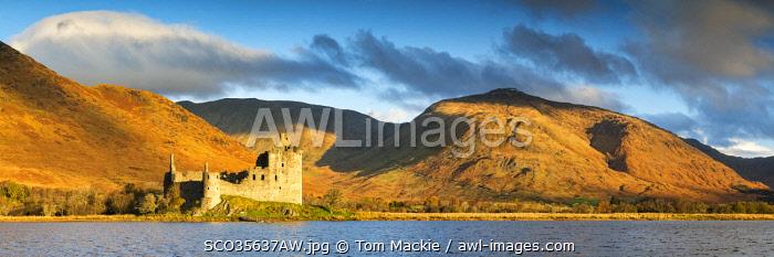 Kilchurn Castle, Argyll & Bute, Scotland