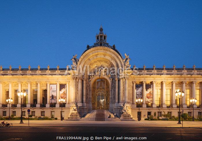 Petit Palais - City of Paris Museum of Fine Arts, Paris, France