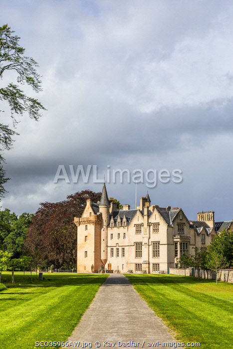 awl-images.com - Scotland / Cawdor Castle, Cawdor, Scotland, United Kingdom