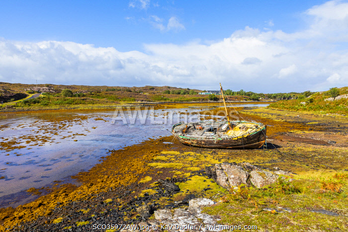 awl-images.com - Scotland / Culduie, Applecross, Scotland, United Kingdom