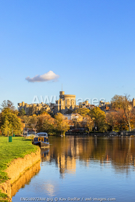 awl-images.com - England / Windsor Castle and River Thames, Windsor, Berkshire, United Kingdom