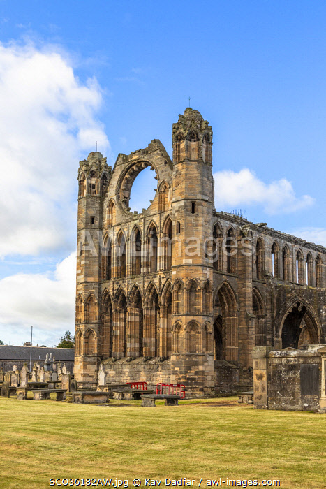 awl-images.com - Scotland / Elgin Cathedral, Elgin, Moray, Scotland, UK