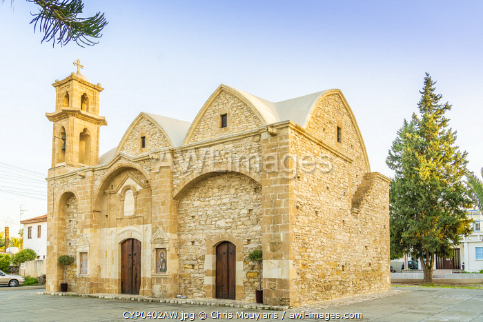 awl-images.com - Cyprus / Agios Fokas or St Fokas Church, Athienou, Nicosia District, Cyprus
