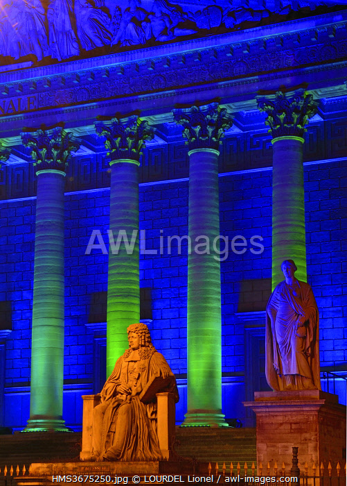 awl-images.com - France / France, Paris, Palais Bourbon, seat of the French National Assembly