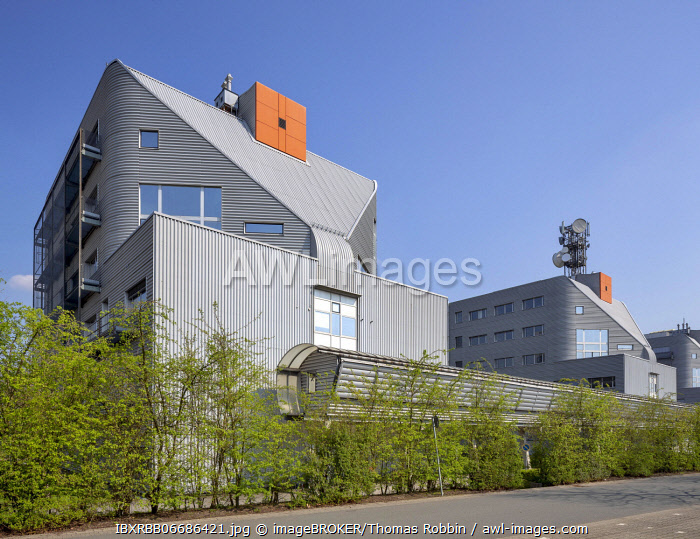 awl-images.com - Germany / Technologiehof M�nster, business incubator and technology centre, M�nster, Westphalia, North Rhine-Westphalia, Germany, Europe